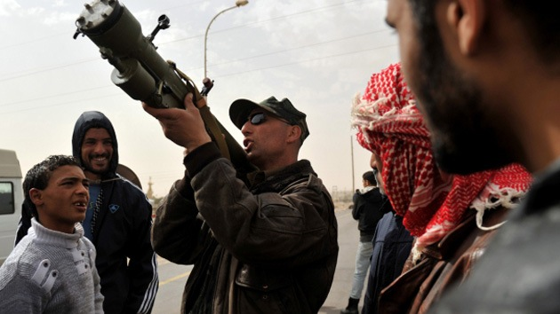 EE.UU. teme que los misiles soviéticos robados en Libia caigan en manos terroristas