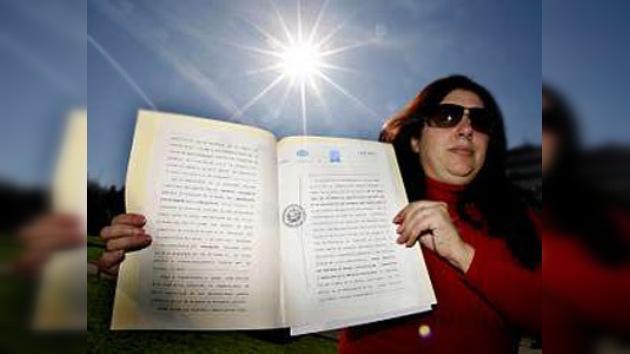 Una mujer española es la dueña del Sol