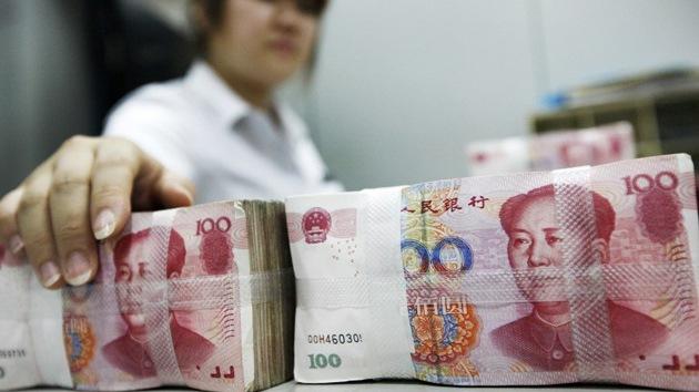 El yuan alcanza su valor máximo histórico en 20 años