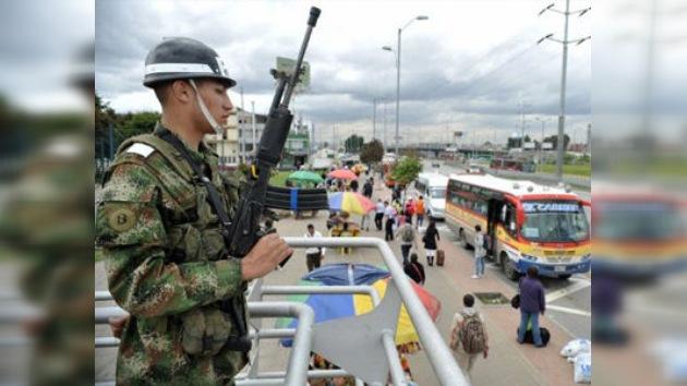 Santos garantiza la seguridad de los comicios en Colombia pese a los recientes incidentes