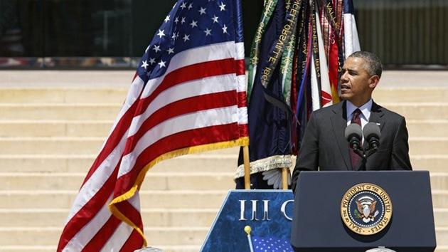 """""""La política de la Casa Blanca acerca el colapso del imperio estadounidense"""""""