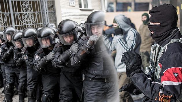 El número de ejércitos fuera de la ley crece a pasos agigantados en Ucrania