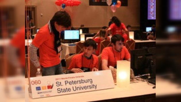 Estudiantes rusos consiguen cinco medallas en la Competición Internacional de Programación
