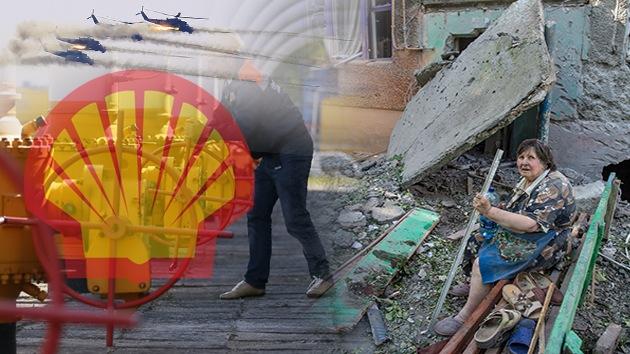 La operación en el este de Ucrania, ¿una limpieza étnica para extraer gas de esquisto?