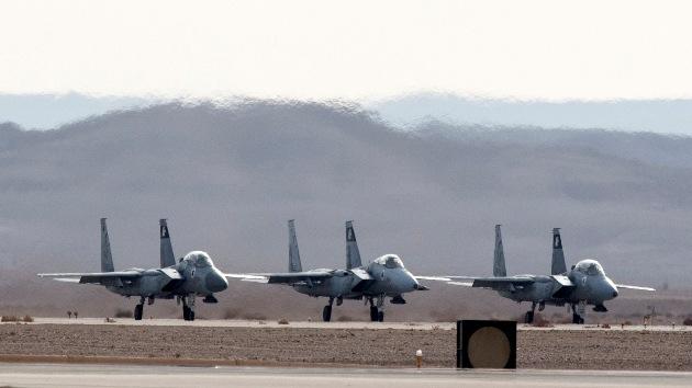 Fotos: Israel acoge los mayores ejercicios aéreos de su historia