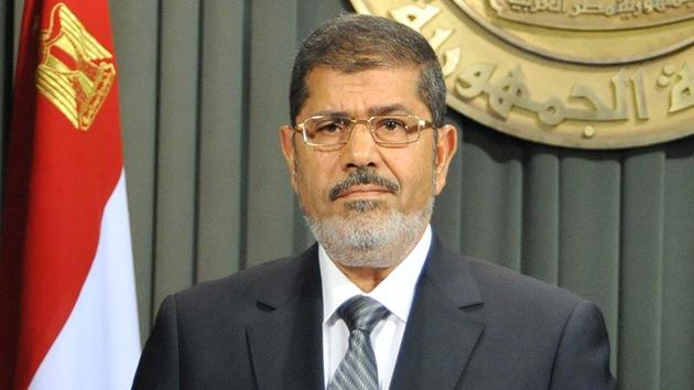 El presidente Morsi declara el estado de emergencia en Egipto