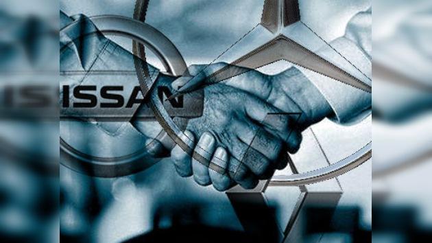 Daimler y Renault-Nissan preparan alianza estratégica