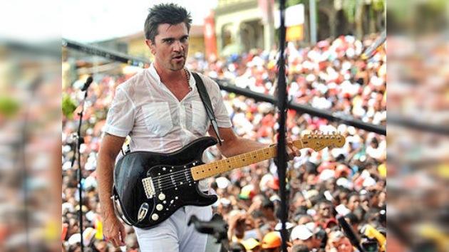 """Juanes: """"Necesito un momento de reflexión y calma"""""""