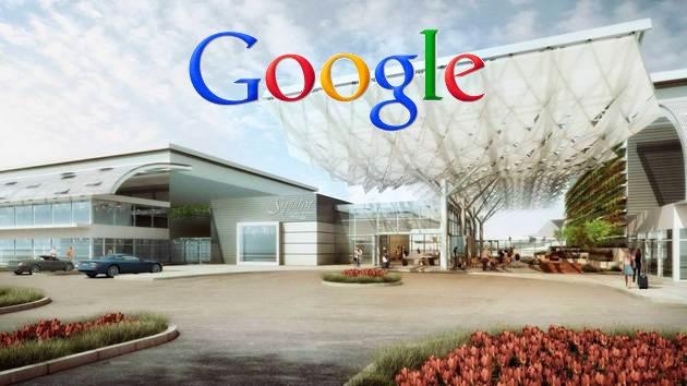 Google invertirá 82 millones de dólares en un aeropuerto para sus ejecutivos