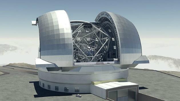 Científicos escoceses construyen un dispositivo láser para detectar vida extraterrestre
