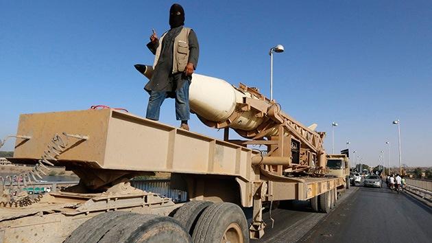 El Estado Islámico ocupa una base militar en Irak y ejecuta a 300 soldados