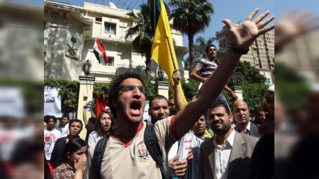 Egipto, entre protestas y elecciones presidenciales