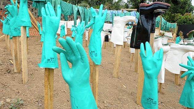 Fotos: Los horrores de la cuarentena por el ébola en África Occidental