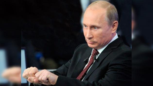 Putin le da un ultimátum a la fuga de capital