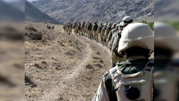 Reino Unido aumenta su presencia militar en Afganistán a 10 mil soldados