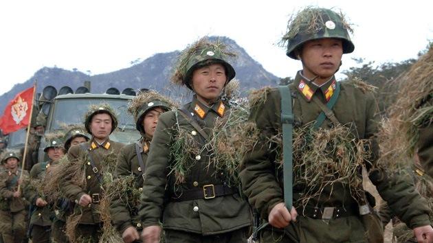Guerra informativa: Prensa de Seúl difunde que docenas de norcoreanos huyen a China