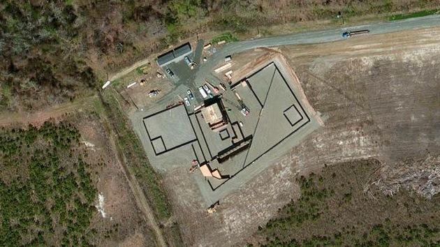 Publican imágenes de la base secreta donde la CIA preparó la emboscada a Bin Laden