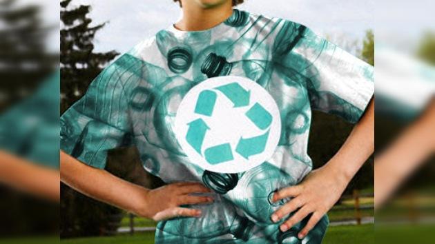 Cristiano Ronaldo y Kaká usarán camisetas hechas con botellas recicladas