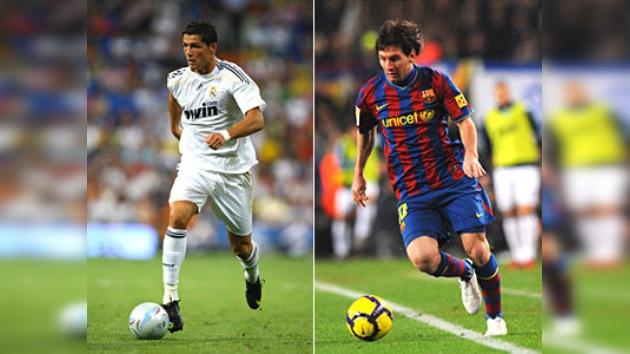 Messi y Ronaldo, candidatos al mejor jugador del año según la FIFA