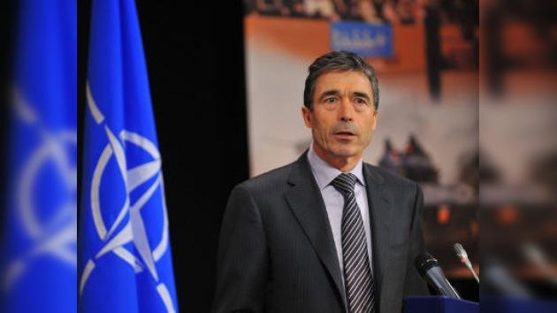 """Rasmussen: """"La cooperación de la OTAN y Rusia en Afganistán es algo real"""""""