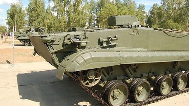 Rusia presenta su nuevo vehículo antitanque capaz de destruir cualquier carro de combate