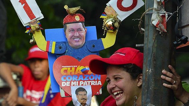 """""""La prioridad máxima de EE.UU. es derrocar la revolución bolivariana"""""""