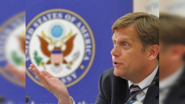 Michael McFaul, nuevo embajador de EE. UU. en Rusia