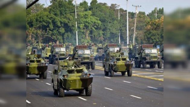 Cuba responderá a EE. UU. con grandes maniobras militares