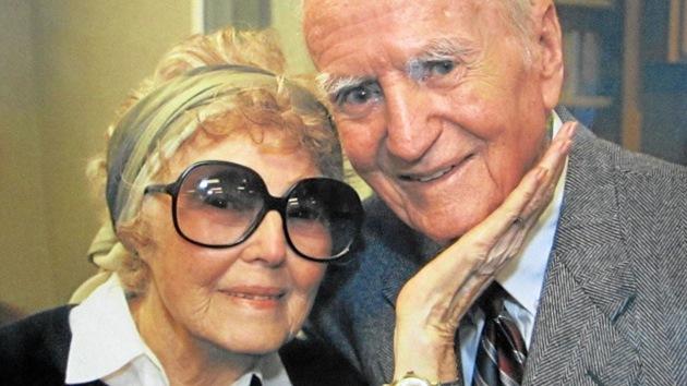 Nacen el mismo día, viven juntos 75 años y mueren casi a la vez