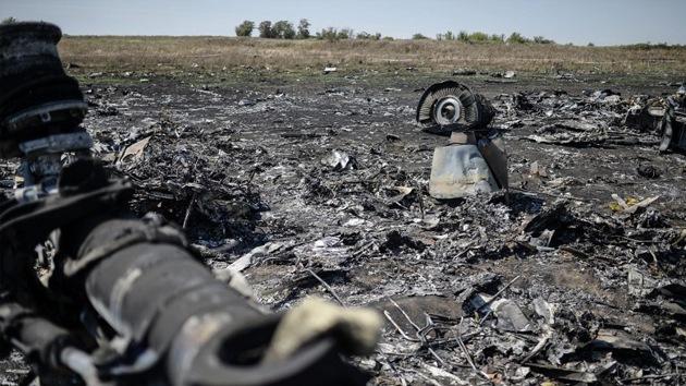 Ucrania pone fin al alto el fuego en la zona de derribo del MH17