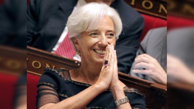 Christine Lagarde toma las riendas del FMI