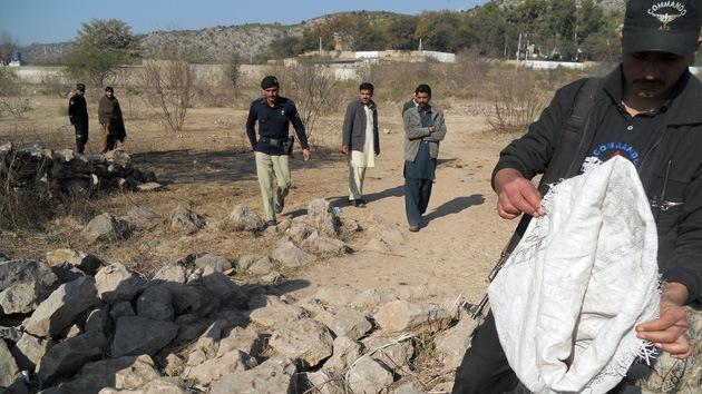 Un estudiante pakistaní muere al intentar detener a un terrorista suicida