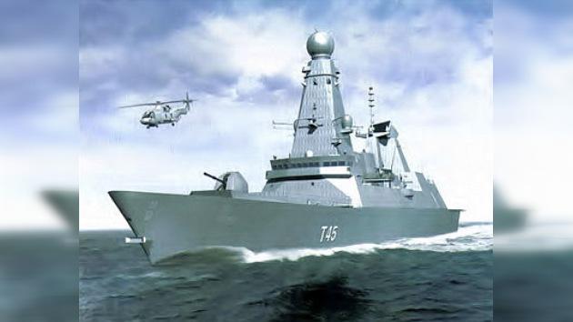 Londres envía un buque de guerra a las Malvinas