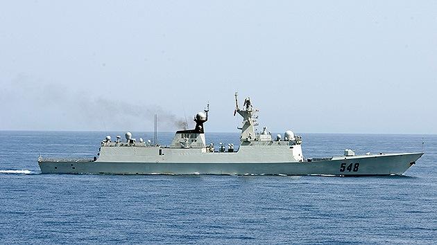Un buque de China supervisará la destrucción de las armas químicas de Siria