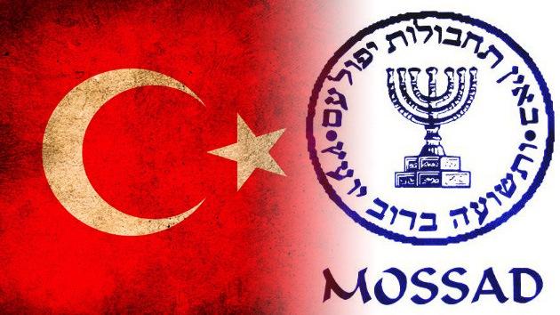 ¿Para qué se reúnen en secreto el jefe del Mossad y su contraparte turca?