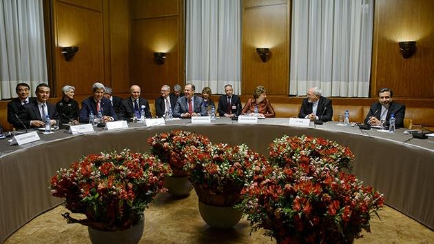 """""""Necesitamos a Irán en Ginebra 2 para detener la violencia en Oriente Medio"""""""
