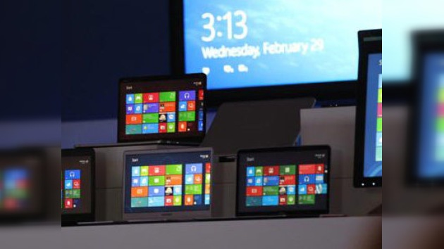 Microsoft saca de la chistera el Windows 8 en su pugna con Apple y Google
