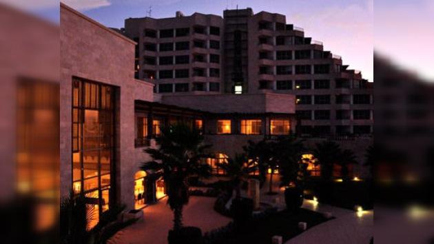 La Franja de Gaza, invadida ahora por los hoteles de lujo
