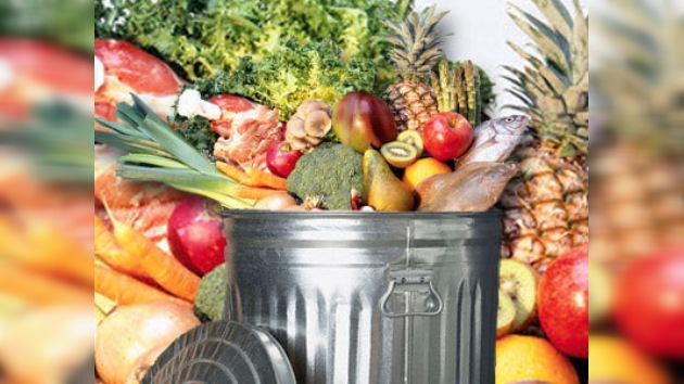 Los italianos tiran 4,000 toneladas de buena comida al día