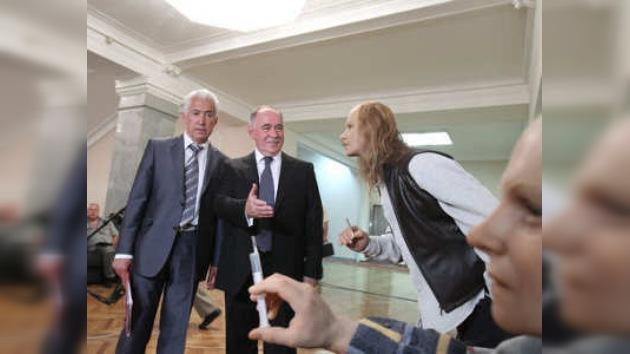 'El reflejo de la adicción a las drogas' se inaugura en Moscú