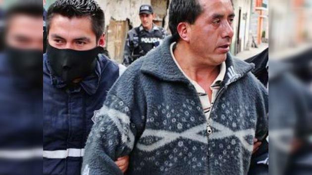 Arrestan al presunto traficante de migrantes masacrados en México