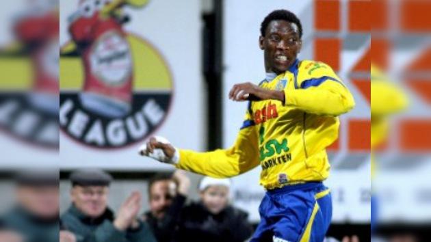 Un jugador belga muere en pleno partido de fútbol