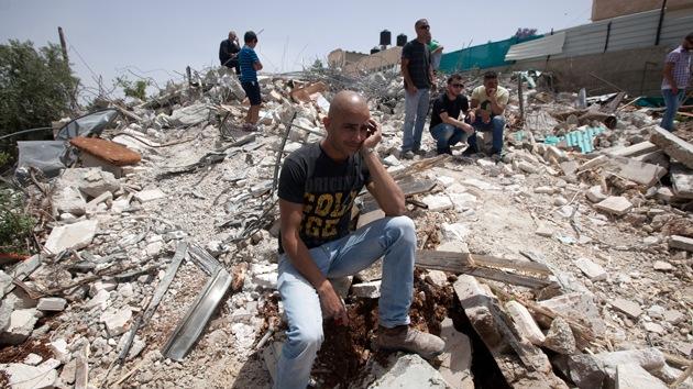 """General israelí retirado: """"Destruimos aldeas árabes para crear nuestro Estado"""""""