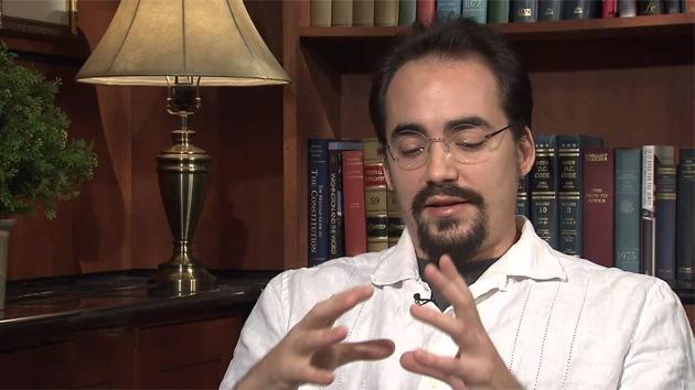 El autor de 'Zeitgeist' vaticina el fracaso del capitalismo