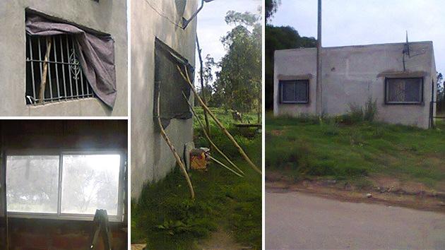 Una argentina harta de que la roben regala su casa para que pongan una comisaría