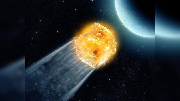 Un asteroide gigantesco ya está cerca de la Tierra