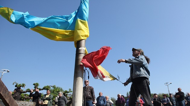 """El conflicto de Ucrania mostrará si fracasa el """"Imperio del Mal transatlántico"""""""