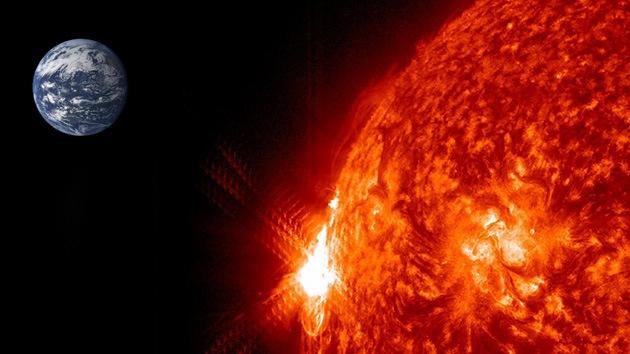 Meses en la oscuridad: Una tormenta solar amenaza con dejar a Occidente sin energía
