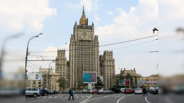Cancillería rusa discrepa con declaraciones de Hillary Clinton