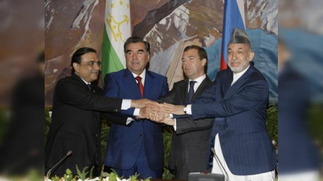 Rusia ayudará a resolver los problemas de Asia Central